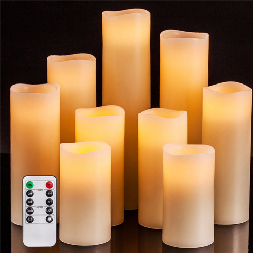 XYUT-Citronella-CandEnpornk-Flameless-Candles