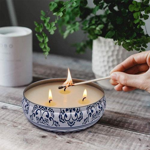 NIKY Citronella Candle
