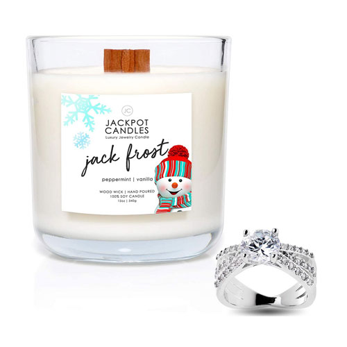 Jack Frost Candle