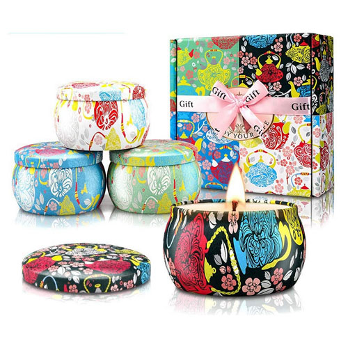 Yinuo Candle Large Scented Candles Gifts Sets