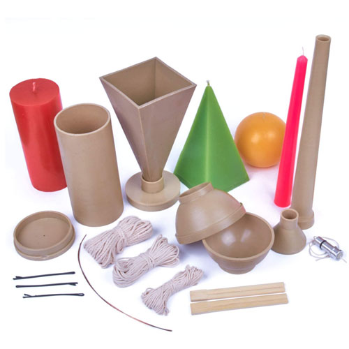 Candle Molds Set for Candle Making