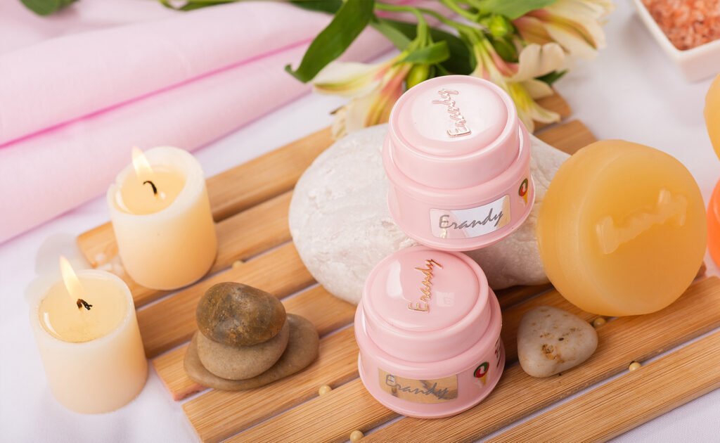 How to make a lotion candles