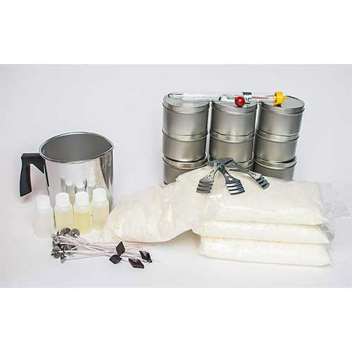 Candlewick Soy Candle Making Kit