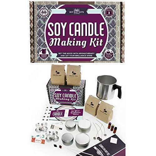 DIY Gift Kits (Soy Candle Making Kit)