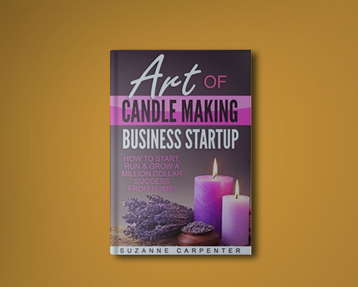 art of candle making business startup book