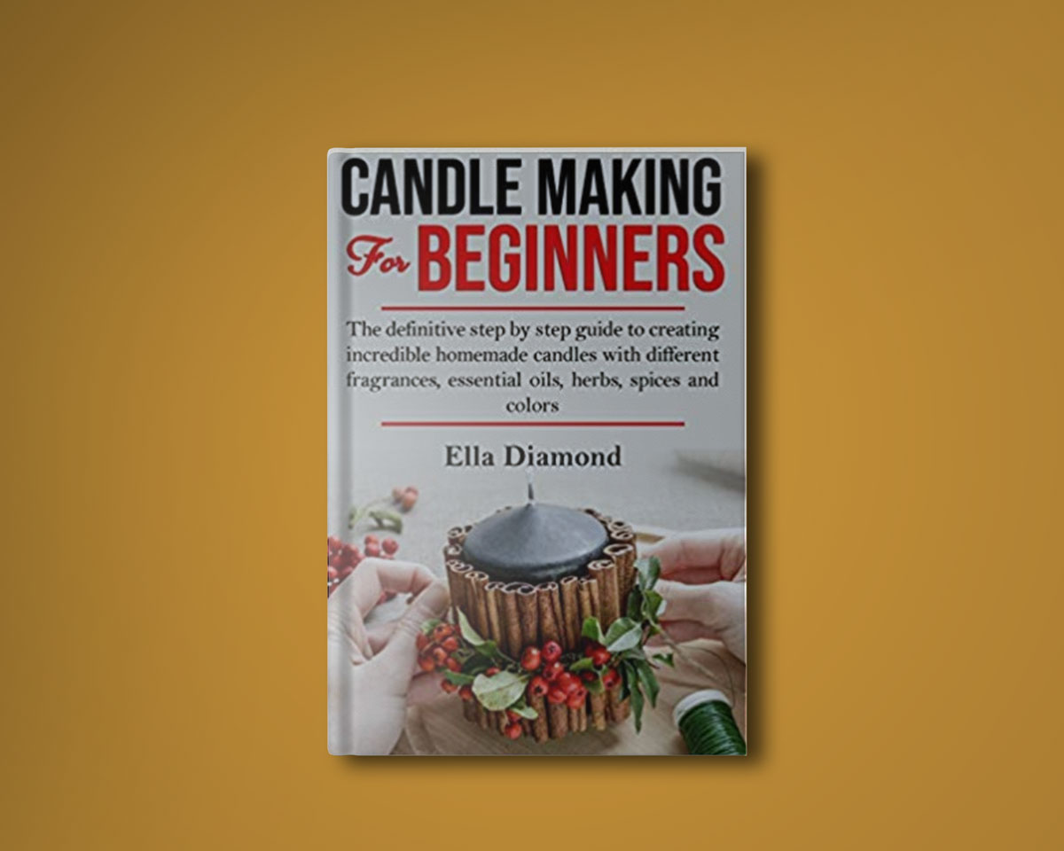 candle making for beginners book