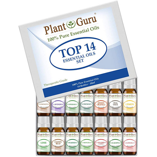 Plant Guru Essential Oil Set