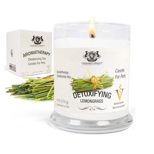 Detoxifying Lemongrass Candle