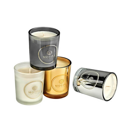 MOTINI-4-Pack Scented Candle
