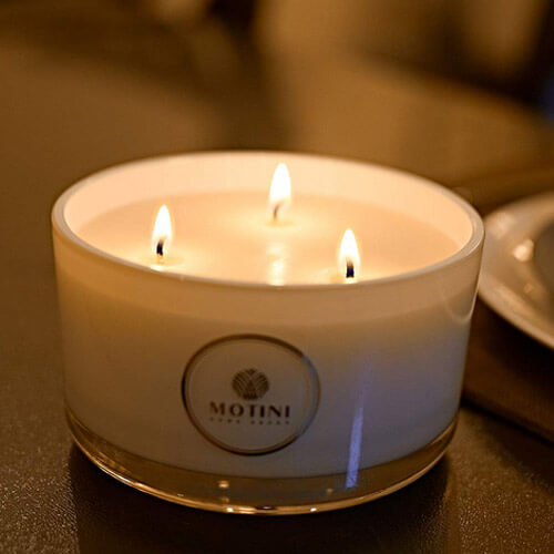 MOTINI Lavender Scented Candles
