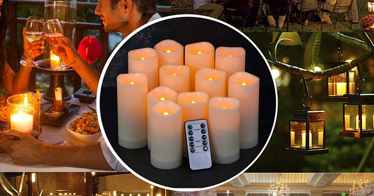7 Best LED Candles You Must Have in 2021 (Ultimate Guide)