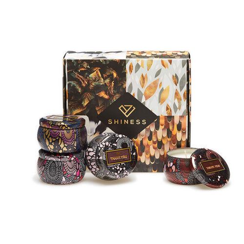 Shiness SPA Candles Gift Set