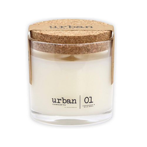 DecoCandleS Urban Concepts Tranquility