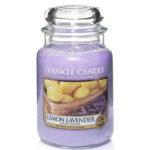 Lemon Lavander Yankee Candle